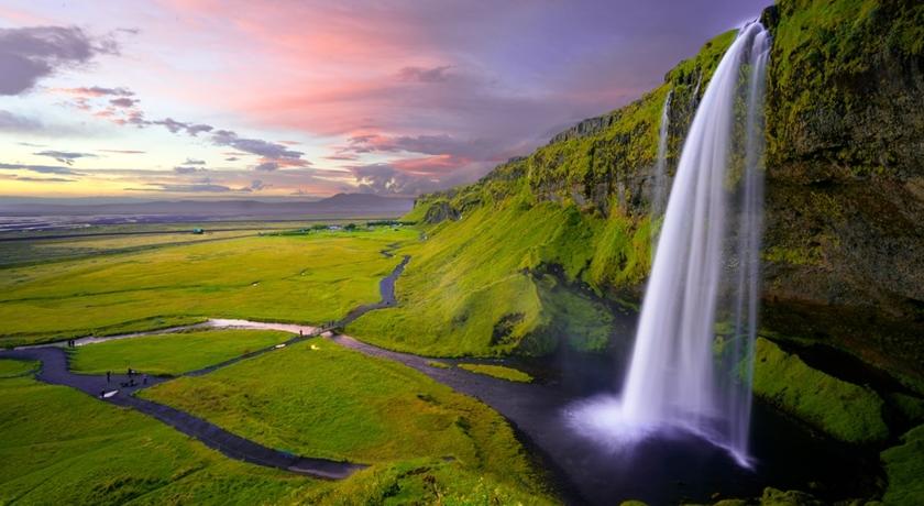 Gruppresa till Island