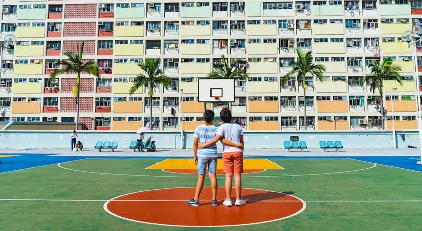 8 riktigt bildsköna basketplaner utomlands