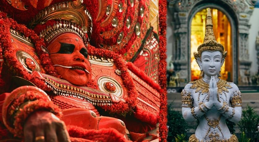Skillnader mellan hinduism och buddhism