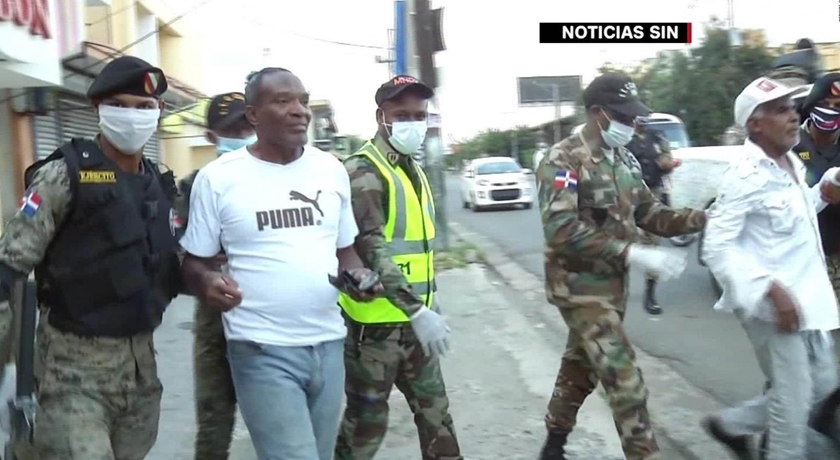 Avrådan: Dominikanska republiken har förvandlats till ett fängelse