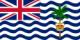 Brittiska territoriet i Indiska oceanen flagga