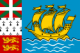 Saint-Pierre och Miquelon flagga